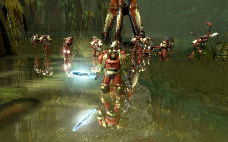 THQ annuncia la modalità The Last Stand di Dawn of War II