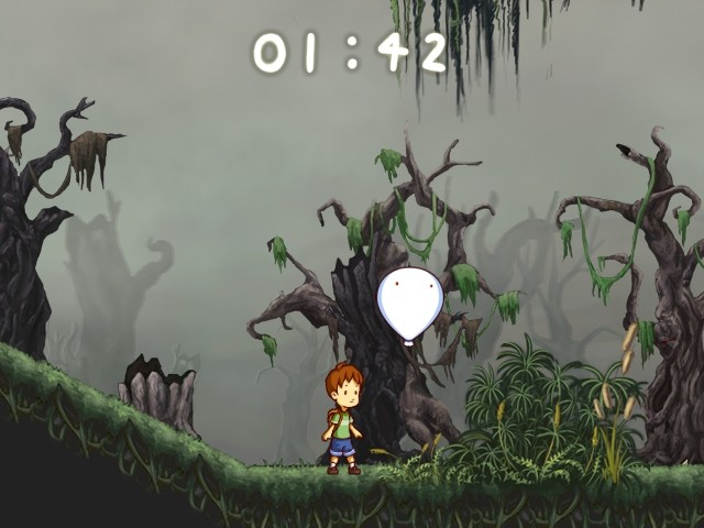 Un ragazzo, il suo Blob e il suo Wii