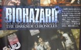 Annunciato Biohazard: The Darkside Chronicles per Wii