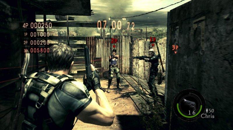 Confermati i contenuti per X360 di Resident Evil 5 Director's Cut