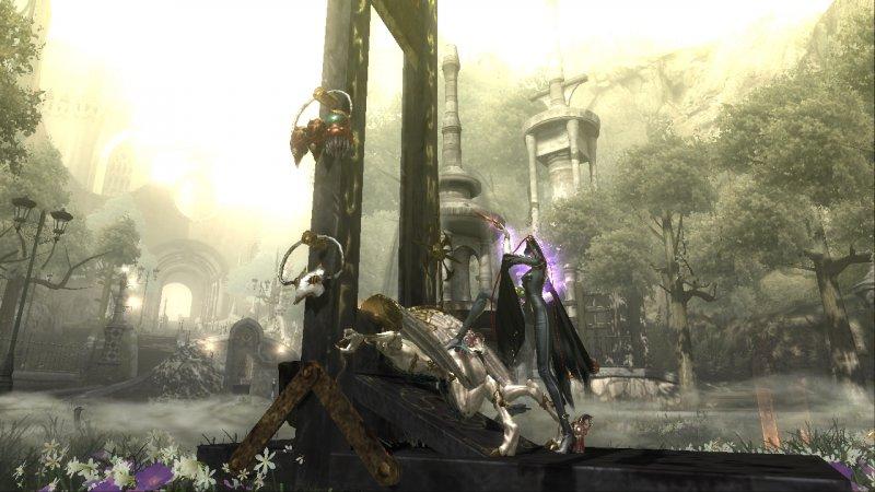 Bayonetta spostato al 2010