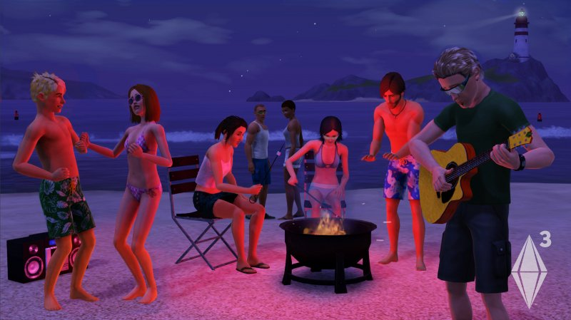 Let There Be Sims