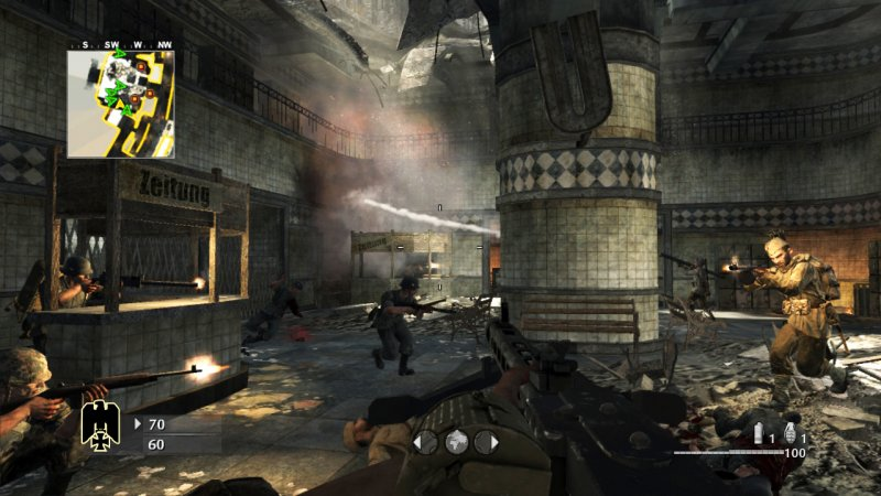 Nuove mappe per Call of Duty: World at War in agosto