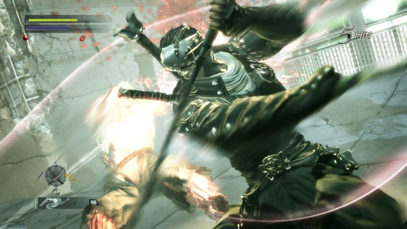Ninja Blade arriva su PC il mese prossimo