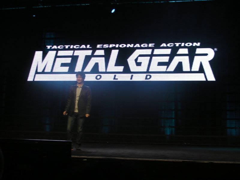 [GDC 2009] Hideo Kojima: Making the Impossible Possible - Speciale