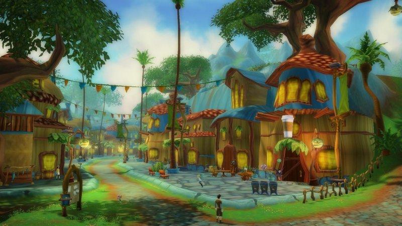 Una data per Free Realms su PlayStation 3