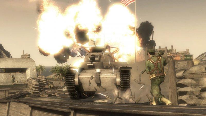 Battlefield 1943 costa la metà per capodanno