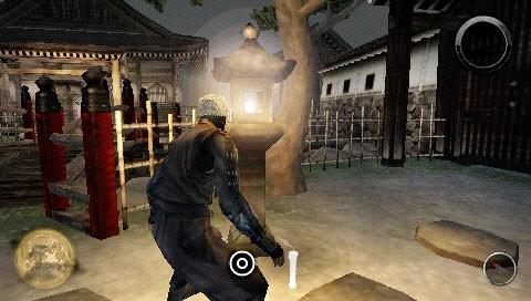 Ninja alla riscossa anche su PSP