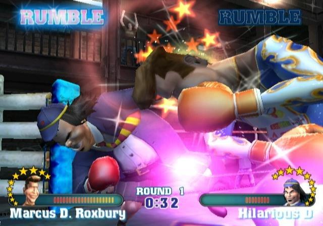 Ready 2 Rumble: Revolution