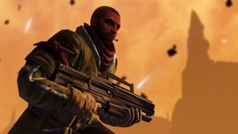GameStop indica che Red Faction: Guerrilla uscirà per PlayStation 4 e Xbox One