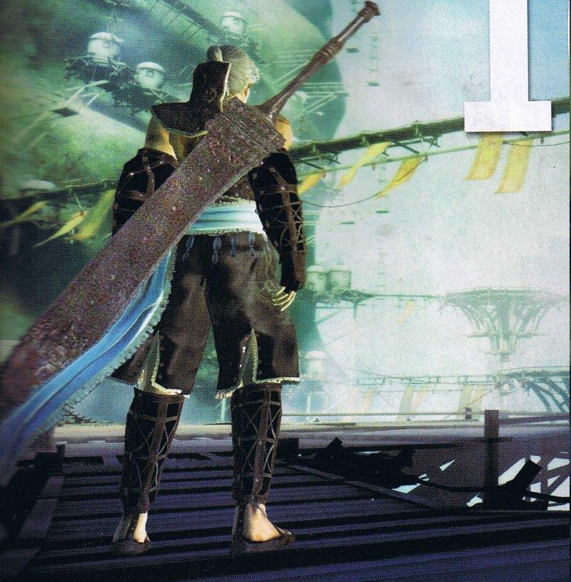 La prima immagine di un titolo Square Enix non annunciato?