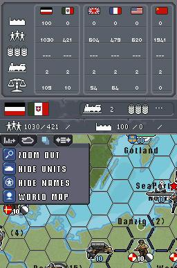 Strategia militare per la console Nintendo