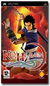 Key of Heaven (Kingdom of Paradise) per PlayStation Portable