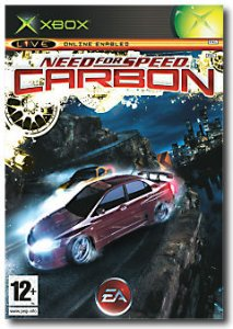 Need for Speed Carbon per Xbox
