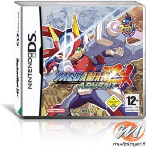 Mega Man ZX Advent per Nintendo DS