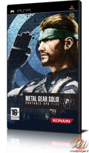 Metal Gear Solid: Portable Ops Plus per PlayStation Portable