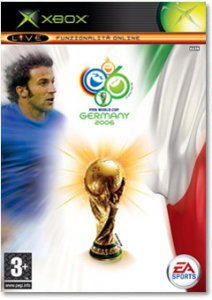 Mondiali FIFA 2006 per Xbox
