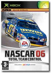 NASCAR 06: Total Team Control per Xbox
