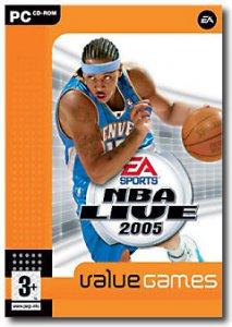 NBA Live 2005 per PC Windows