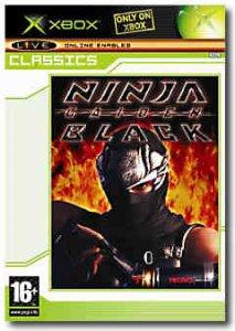 Ninja Gaiden: Black per Xbox