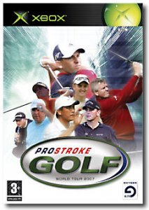 ProStroke Golf: World Tour 2007 per Xbox
