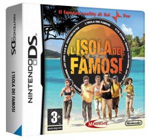 L'Isola dei Famosi per Nintendo DS