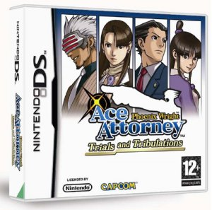 Phoenix Wright: Ace Attorney - Trials and Tribulations per Nintendo DS