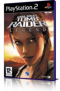 Tomb Raider: Legend per PlayStation 2