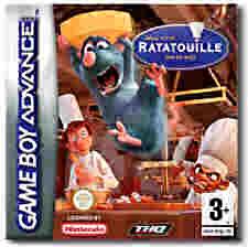 Ratatouille per Game Boy Advance