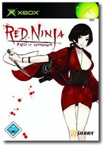 Red Ninja: End of Honor per Xbox
