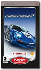 Ridge Racer 2 per PlayStation Portable