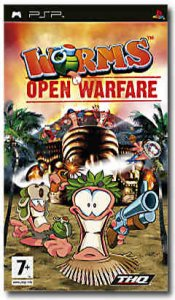 Worms: Open Warfare per PlayStation Portable