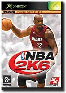 NBA 2K6 per Xbox