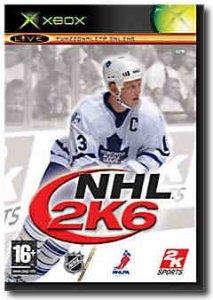 NHL 2K6 per Xbox
