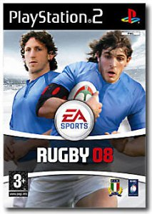 Rugby 08 per PlayStation 2