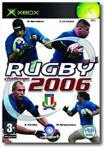 Rugby Challenge 2006 per Xbox
