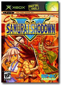 Samurai Shodown V per Xbox