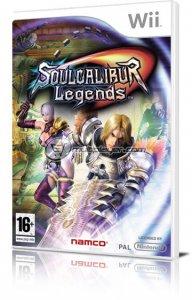 Soul Calibur Legends per Nintendo Wii