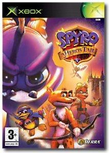 Spyro: A Hero's Tail per Xbox