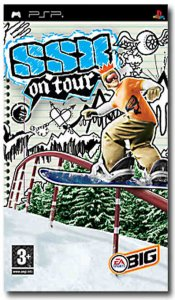 SSX On Tour (SSX 4) per PlayStation Portable