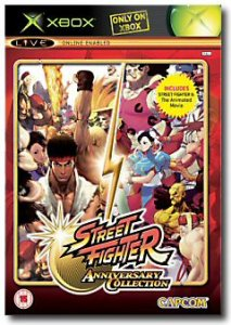 Street Fighter Anniversary Collection per Xbox