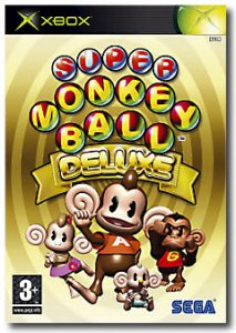 Super Monkey Ball Deluxe per Xbox