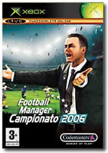 Football Manager Campionato 2006 (LMA Manager 2006) per Xbox