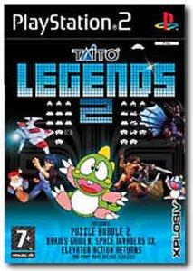Taito Legends 2 per PlayStation 2