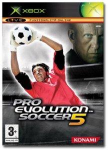 Pro Evolution Soccer 5 per Xbox