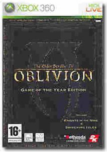 The Elder Scrolls IV: Oblivion - Game of the Year Edition per Xbox 360
