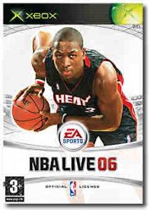 NBA Live 06 per Xbox
