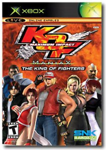 The King of Fighters: Maximum Impact - Maniax per Xbox