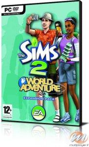 The Sims 2: World Adventure per PC Windows