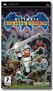 Ultimate Ghosts'n Goblins per PlayStation Portable